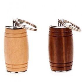 Clé USB Bois Tonneau Vin