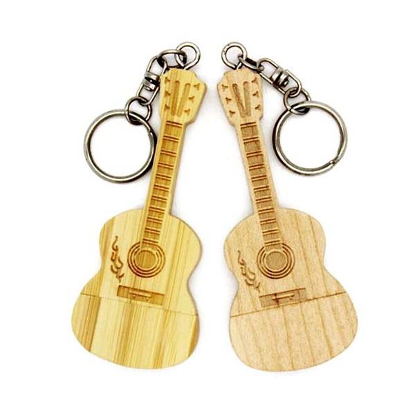 Clé USB Bois Guitare