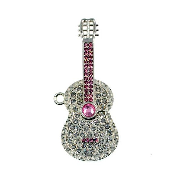 Clé USB Bijoux Guitare