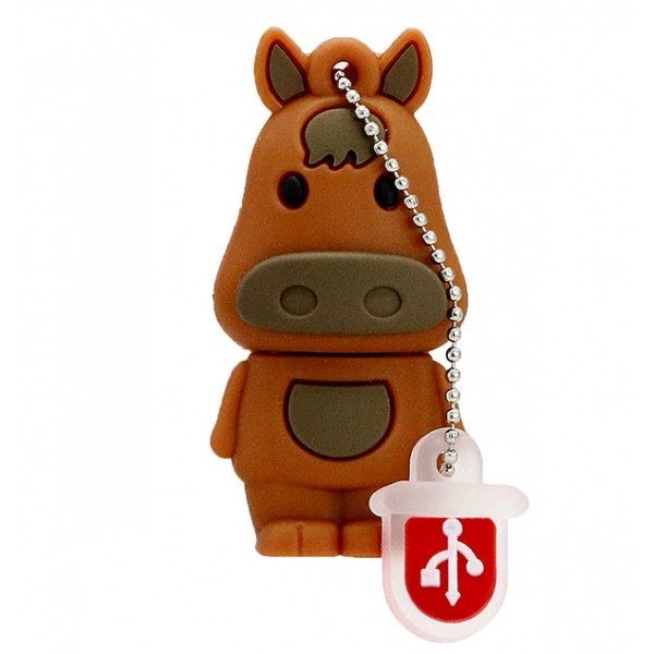 Clé USB Animal Cheval
