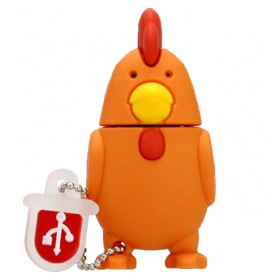 Clé USB Fun Poulet