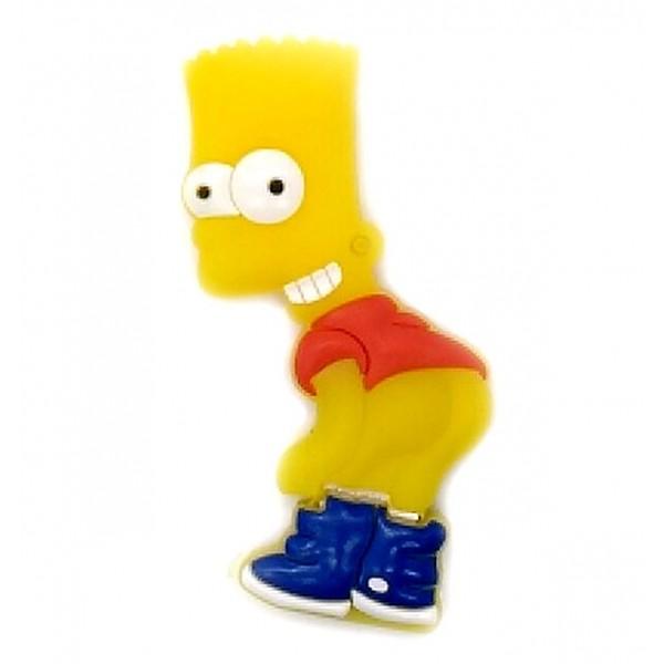 Clé USB Bart Simpson