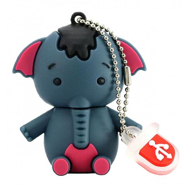 Clé USB animal Elephant