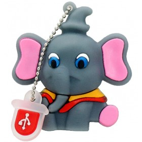 Clé USB animal Elephant