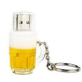 Clé USB Fantaisie Chope de Bière