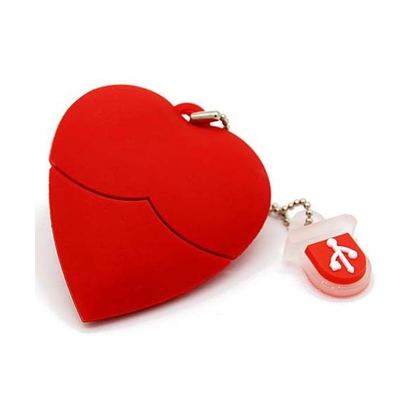 Clé USB Originale Coeur