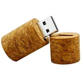 Clé USB Fun Originale Bouchon de Liège