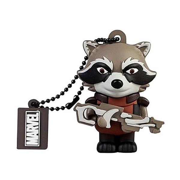 Clé USB Personnage Marvel Rocket